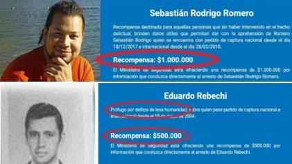 """""""Recompensas"""": para Bullrich un manifestante vale el doble que varios genocidas"""