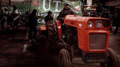 Florencio Varela: represión y detenciones en protesta de familias agrícolas