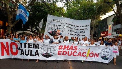 Los trabajadores de la educación nos movilizamos: ¡seamos miles!