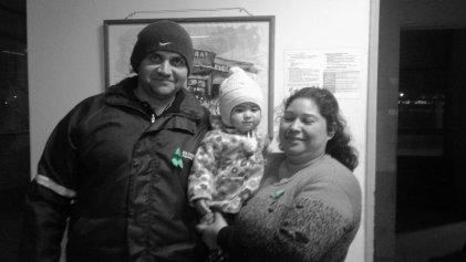 [FotoGalería] Madygraf vibró con la media sanción por la legalización del aborto