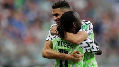 Nigeria le ganó a Islandia y le permite soñar a Argentina