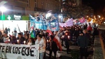 Mar del Plata: masiva movilización contra el cierre de los Equipos de Orientación Escolar