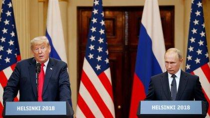 """Encuentro bilateral entre Trump y Putin: ¿una reunión que """"cambió las relaciones entre los países""""?"""