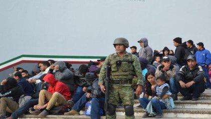 México: más de 50 mil detenciones de migrantes en lo que va del 2018