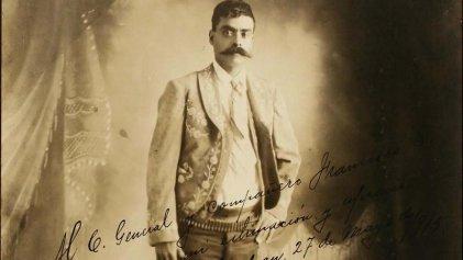 Especial Emiliano Zapata, el Caudillo del Sur