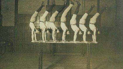 George Eyser, el primer deportista olímpico discapacitado