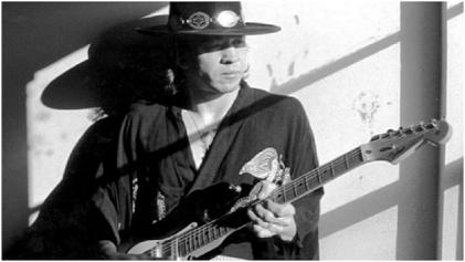 Stevie Ray Vaughan, el hombre que proyectó el blues al futuro