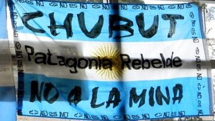 Chubut: se movilizan contra el intento del Gobierno de entregar el 70 % del territorio a la megaminería