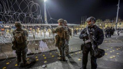 Militarización fronteriza y nuevo plan migratorio: Trump ante el éxodo centroamericano