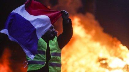"""Crisis política en Francia: """"Esto es lo que pasa cuando el pueblo tiene hambre"""""""