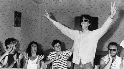Diez fotos de 35 años de rock en democracia