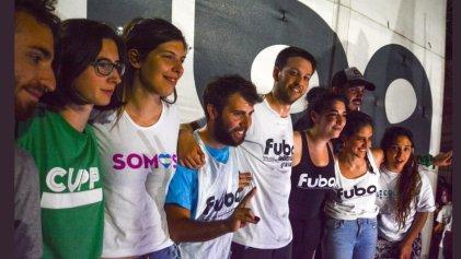FUBA: el PO inauguró el primer búnker de campaña para el kirchnerismo en 2019