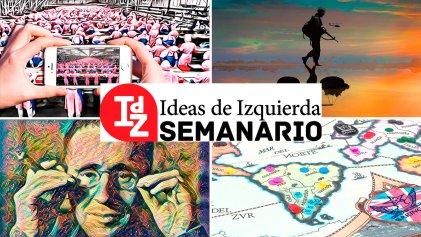 En Ideas de Izquierda: el espectro de la revolución en Francia, el imperialismo en el siglo XXI, feminismo y punitivismo, y más