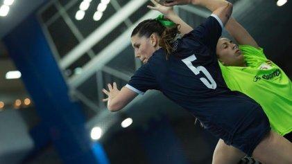 Feminismo y cinta verde en el handball