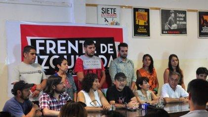 El Frente de Izquierda dará pelea una vez más en Neuquén