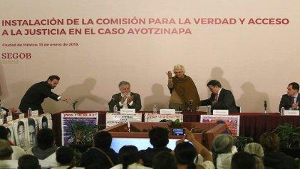 Ayotzinapa: el Gobierno inaugura su comisión de la verdad