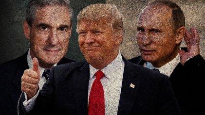 """Trump y el """"Rusiagate"""" que no fue"""