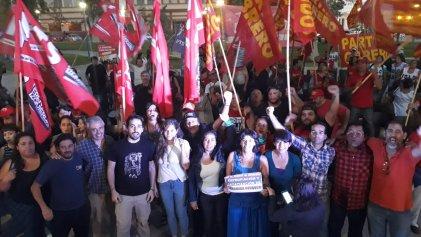 El FIT en Río Negro cerró su campaña con un gran acto en General Roca