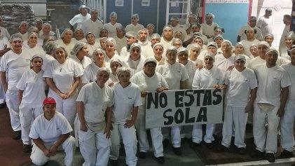#NoEstásSola: las trabajadoras de Mondelez/Kraft respondemos a la violencia machista