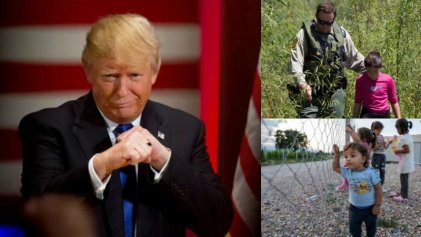 Trump cancela clases, fútbol y asistencia legal para niños migrantes