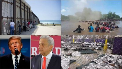 Socialistas de México y Estados Unidos contra la ofensiva anti inmigrante de Trump y el gobierno mexicano