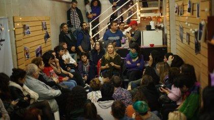 Myriam Bregman en Villa Crespo: se pone en pie una gran campaña