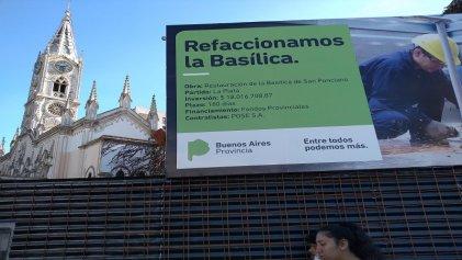 La Plata: las escuelas siguen sin calefacción y Vidal pone plata para arreglar iglesias