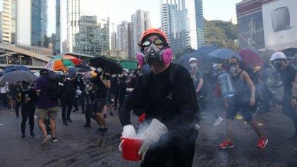 La huelga general en Hong Kong pone en jaque a Carrie Lam y Beijing