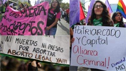 Son más de 200 mujeres presas por abortar en México
