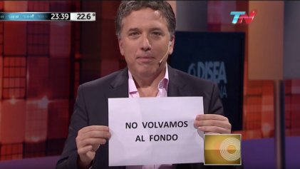 Renunció Dujovne y lo reemplazaría Hernán Lacunza