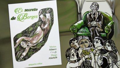 Borges, desde la mirada de un niño