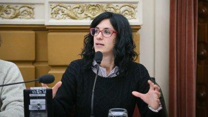 """Laura Vilches: """"La Legislatura responde a la brutal devaluación con más exenciones a los empresarios"""""""