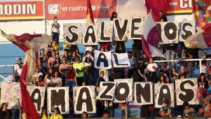 Jujuy: El reclamo por el Amazonas llega a la FNE