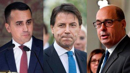 Italia: pacto entre los social liberales del PD y el Movimiento 5 Estrellas para formar Gobierno