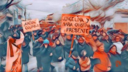 Las maestras de Chubut
