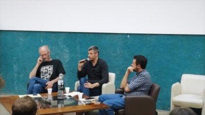 """[VIDEO] Charla-Debate en la UnCuyo """"FMI, economía y crisis nacional"""""""