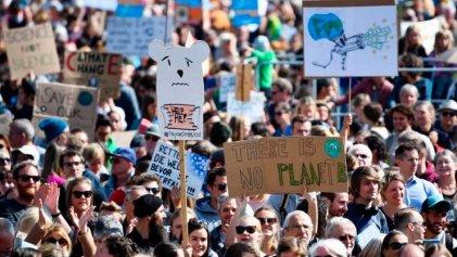 #27S: la tercera huelga mundial cierra la semana de lucha contra la crisis climática