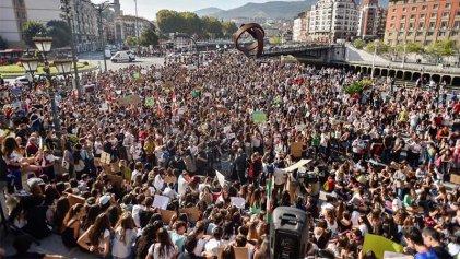 Huelga por el clima: millones se movilizaron en todo el mundo