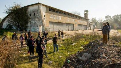 Presentan proyecto colectivo para declarar reserva natural y recreativa al ex Aeroclub de Laferrere
