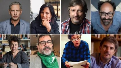 Escritores de Argentina apoyan la rebelión del pueblo chileno