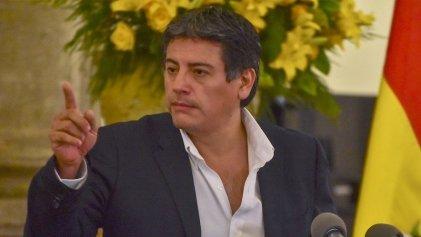 Áñez removió a un aliado de Camacho y pieza clave del golpe en Bolivia