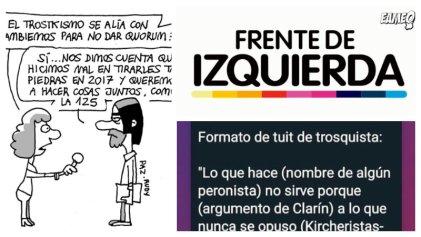 """Una """"heroica"""" campaña del Frente de Todos contra los voraces jubilados y la izquierda"""
