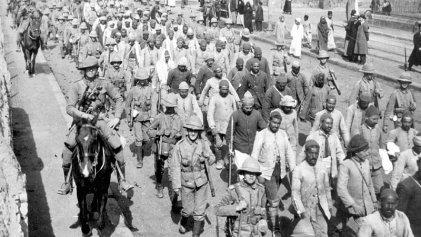 A 103 años del genocidio armenio