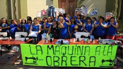 Tres años de lucha y organización de las obreras textiles de Neuquén