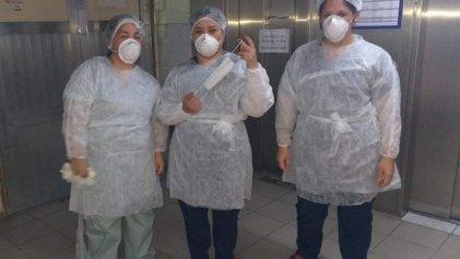 ¿Cómo viven las mujeres del hospital Castro Rendón la pandemia?