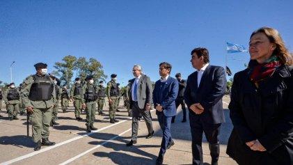 """La receta de Espinoza: Gendarmería en los barrios y """"solidaridad"""" empresaria"""