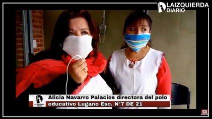 Escuelas de Lugano: Larreta juega con la comida de los chicos y no cumple el fallo