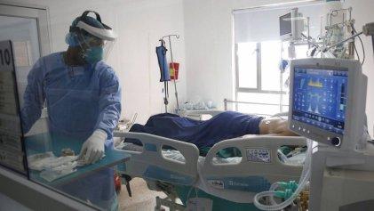 Semana clave en Chile: 40.000 contagiados y riesgo de colapso sanitario