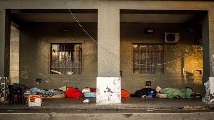 Situación crítica de las personas que viven en las calles porteñas