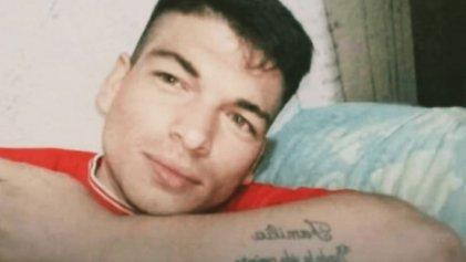 Exigen justicia por Raúl Dávila, el joven que murió en un incendio en una comisaría de Chascomús